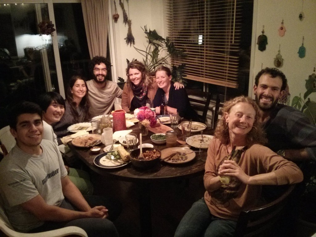 Fresh Roots + SOYL team dinner :)